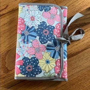Traveling journal and storage